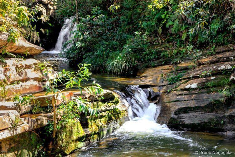 Cachoeira do Canion