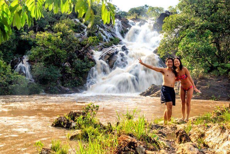 Cachoeira Lazaro
