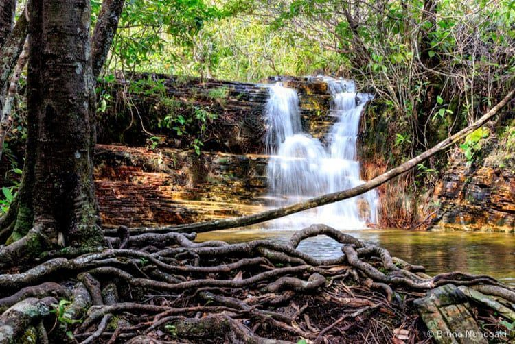 Cachoeira 1: Portão do Dragão