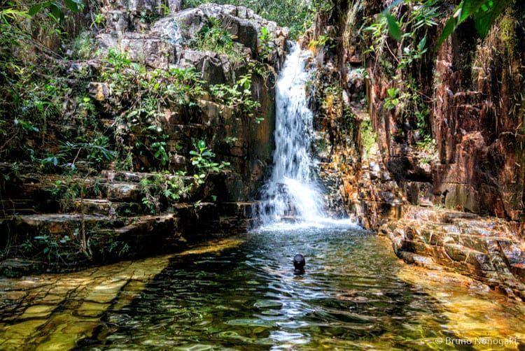 Cachoeira 3: Pérola do Dragão