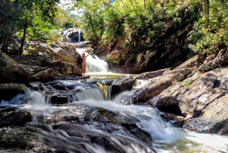 Cachoeira Meia-Lua