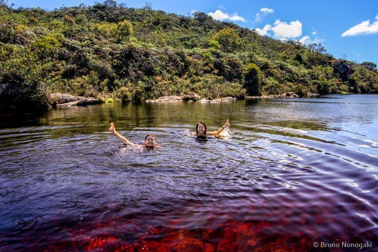 Banho no Rio Preto