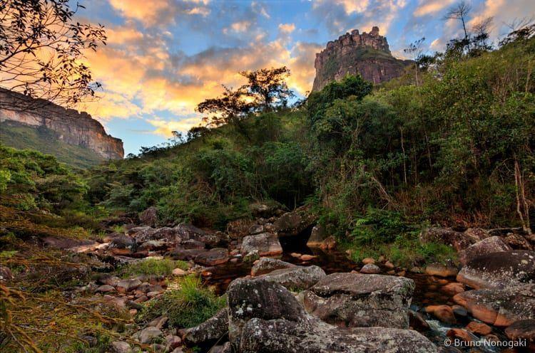 Vista para o Morro do Castelo