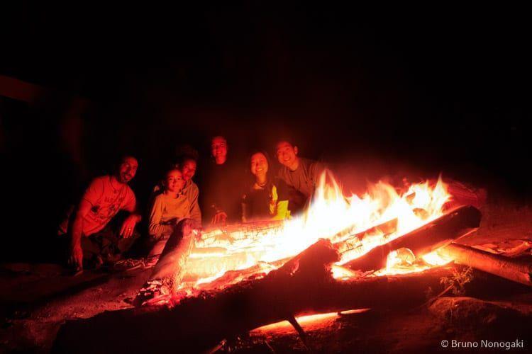 A nossa fogueira de São João